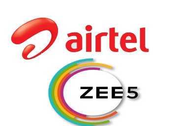 Airtel Zee5 Offer - Free Premium Subscription For Platinum Members