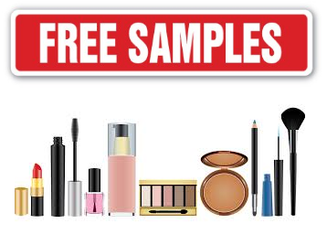 Free Samples of Cosmetics in India