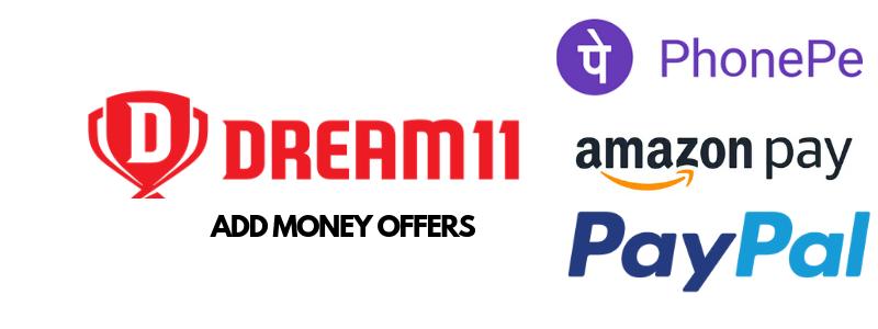 dream11-add-money