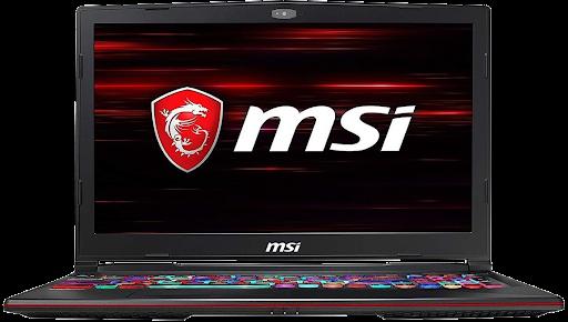 MSI GL63 2019