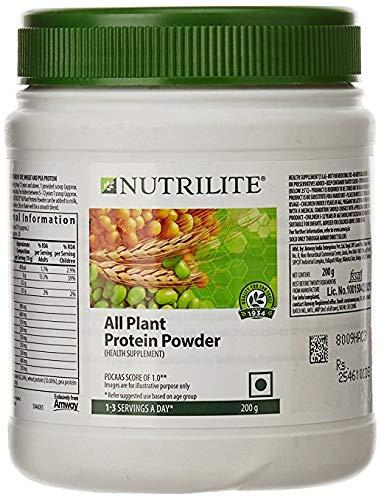 Amway NUTRILITE® All Plant Protein Powder