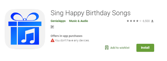 Birthday Songs with Name - Top Sites to Download Audio & Video Songs