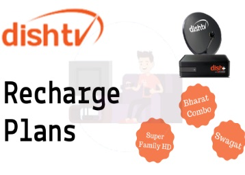 dishtv-recharge-plans