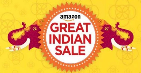 Amazon Great Indian Sale 2019: Offers@85% OFF,{9 to 12 Aug}