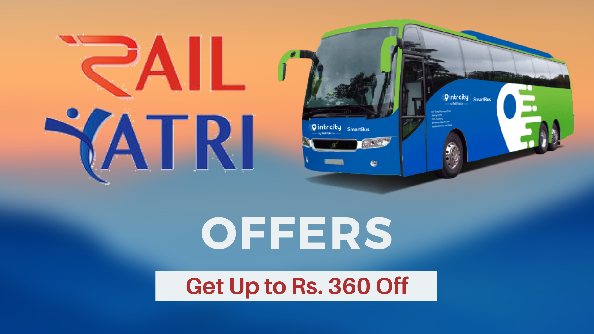 Railyatri Offers