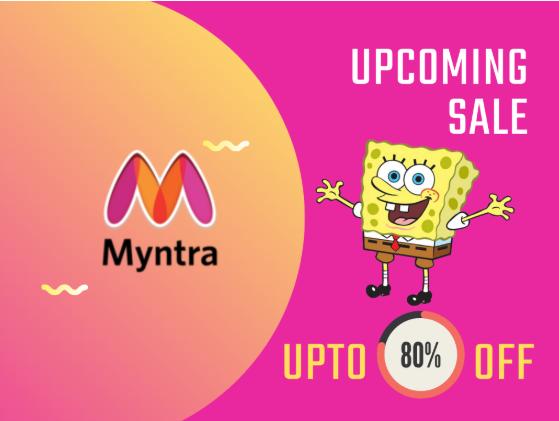 Image result for myntra sale 2019