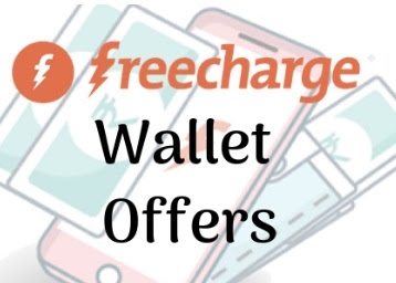 Freecharge Wallet Offer: Get Up to Rs  50 Cashback