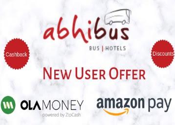 Abhibus New User Offer