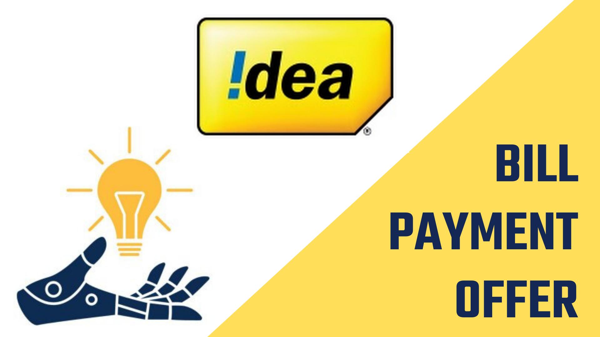 idea-bill-payment-offers