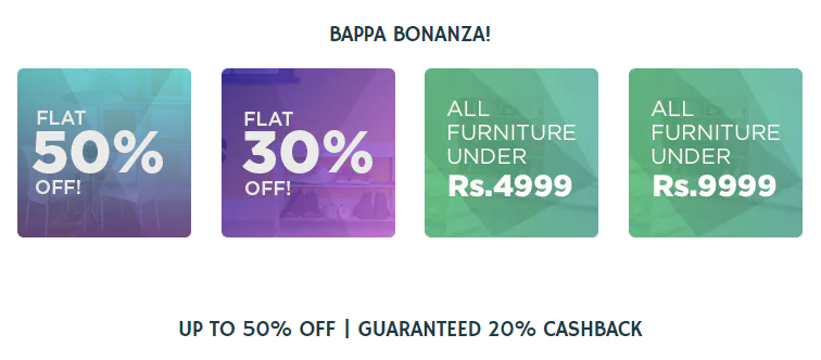 bappa bonanza offer