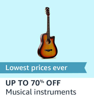amazon-sale-on-musical-instrument