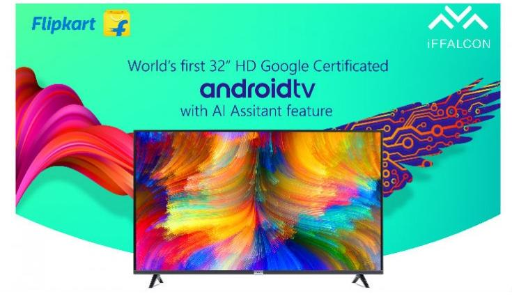 World's 1st (32) HD Android TV