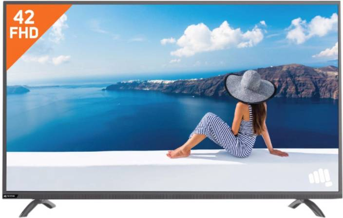Micromax 106cm (42 inches) Full HD LED TV