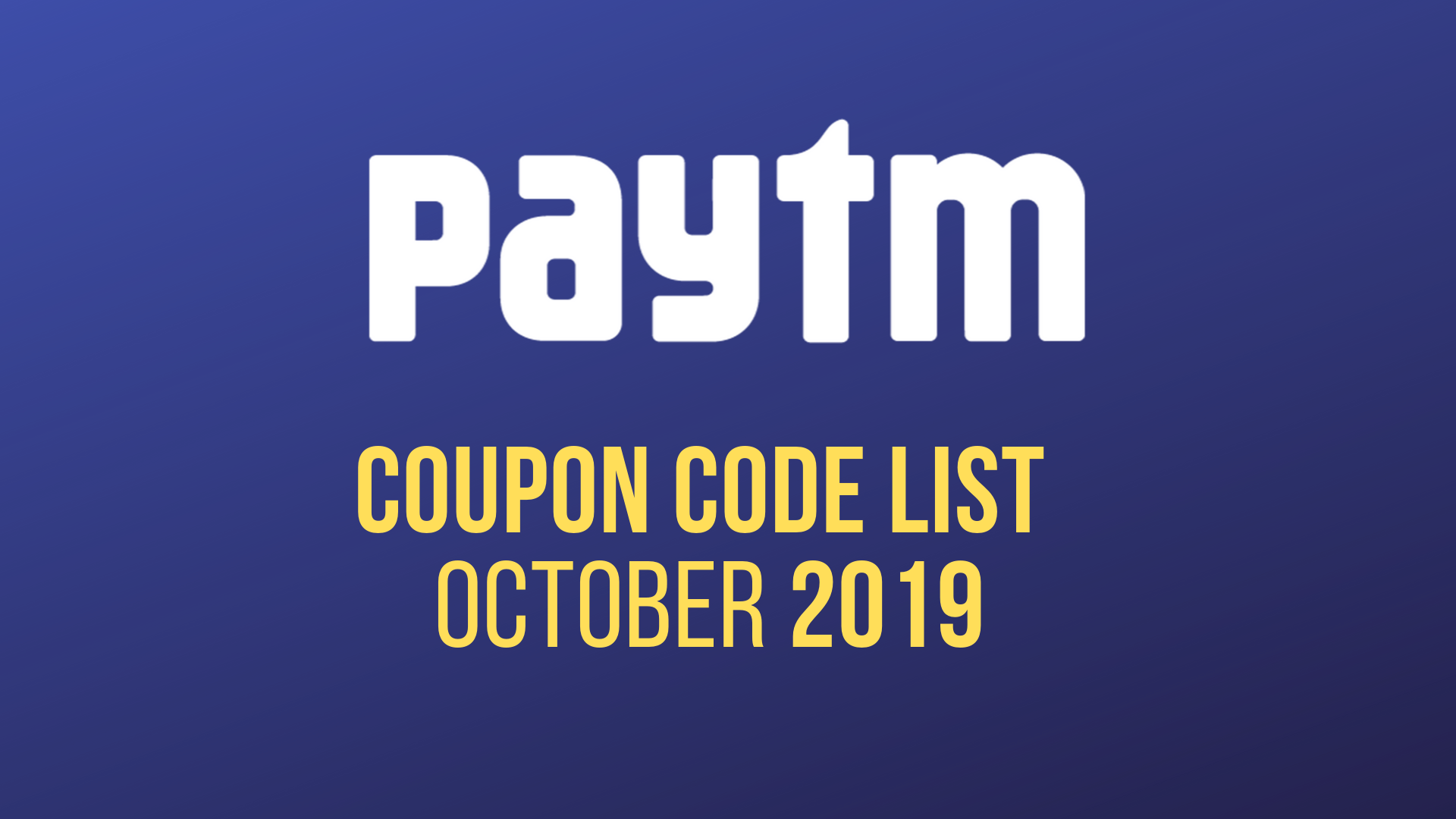 52 Paytm coupon code & promo codes for Oct 12222