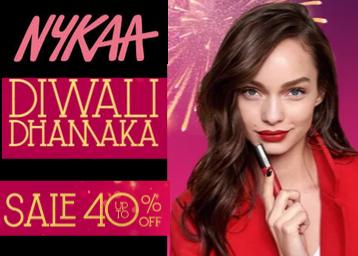 nykaa-diwali-sale-2019
