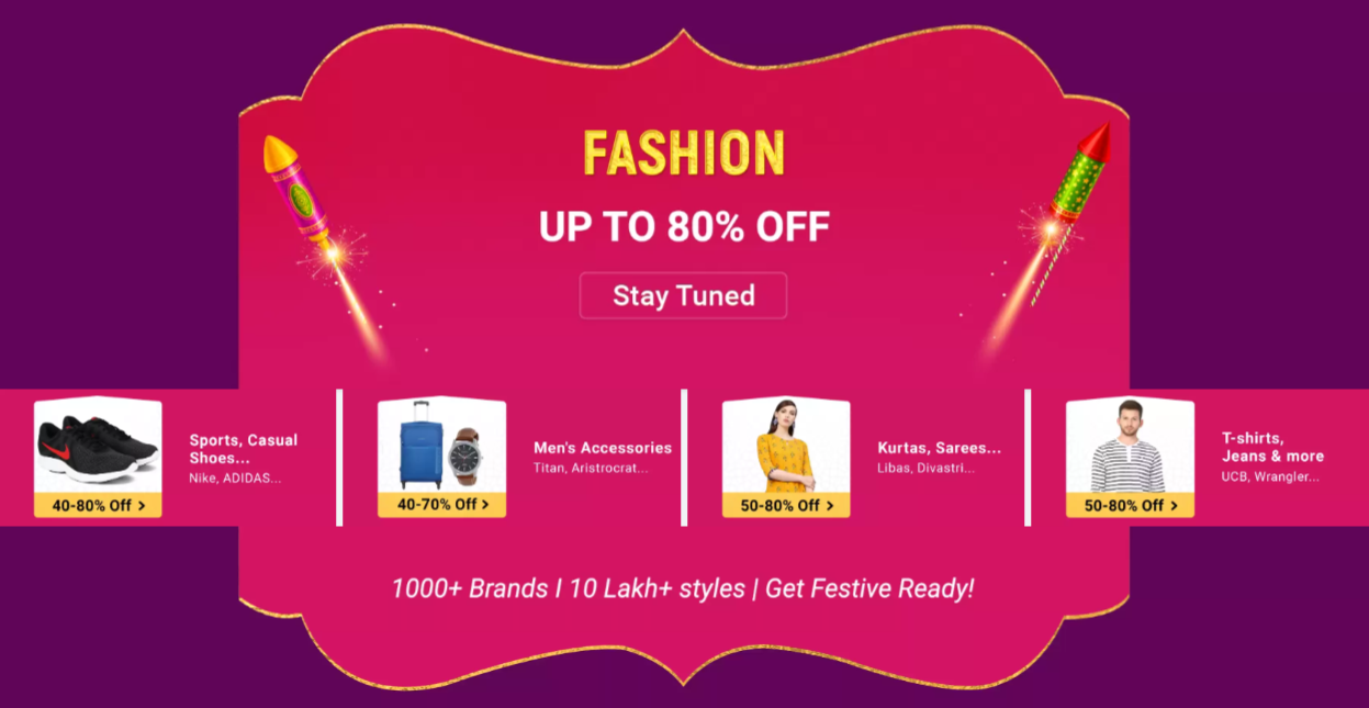 flipkart-offers-on-fashion