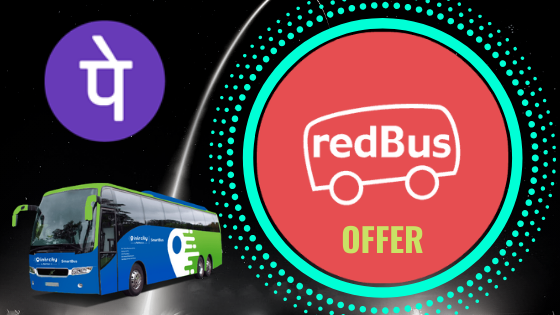 Redbus Phonepe Offer