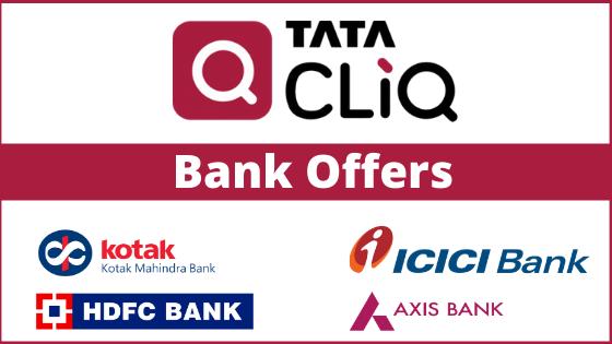 TataCliq Bank Offers