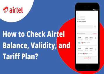 How To Check Airtel Balance Validity And Data
