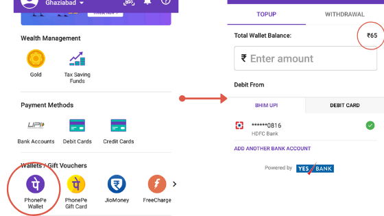 how-to-check-phonepe-wallet-balance-steps