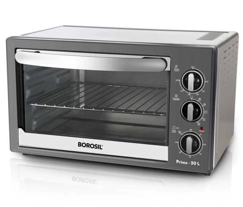 Borosil Prima BOTG30CRS13 30 litre Oven Toaster Grill