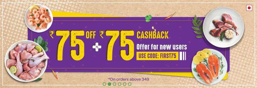 freshtohome-first-order-coupon-code