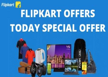 Flipkart Offers Today Special Offer