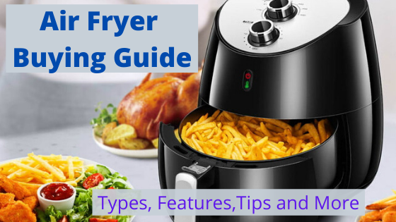 air fryer buying guide in india