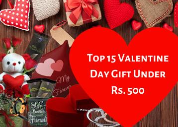 Top 15 Valentine Day Gift Under Rs. 500