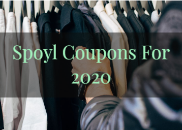 Spoyl Coupons For February 2020