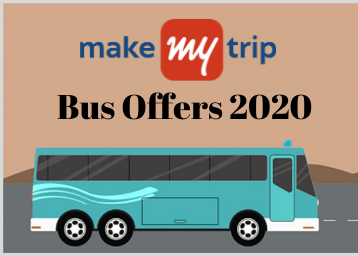 MakeMyTrip Bus Offers 2020: Get Up to Rs. 250 Instant Discount
