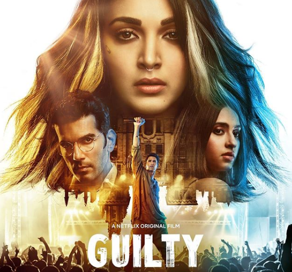 How To Watch 'Guilty' on Netflix For Free?