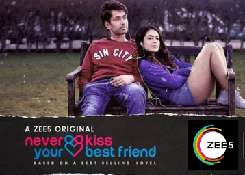 How To Watch Never Kiss Your Best Friend Web Series For Free?