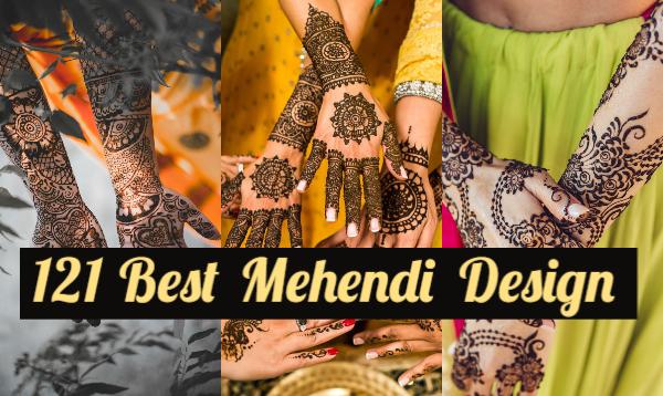New Mehendi Design Pic For Men and Women