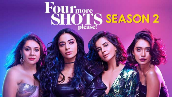 Four More Shots Please has been the most controversial Amazon Prime Web series till date. And the girls are coming back with Four More Shots Please Season 2 on Amazon Prime. It is one of the most anticipated web series in 2020 that we all are waiting for.