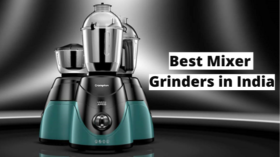 We have a list of Best Mixer Grinder in India prepared for you. We have the price as well as features for each of the mixer in our list. Check out our list if you are planning on buying a mixer for your kitchen.