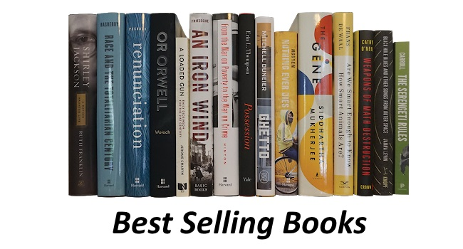 Best selling Books that you must read