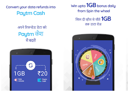 Databuddy referral offer you earn Rs. 10 free recharge on inviting two new friends.