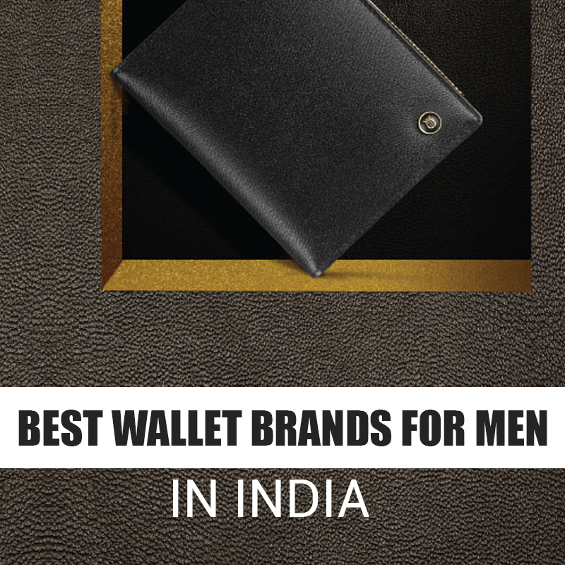 Here's our list of best wallet brands for men in 2020 that you can try out. All the brands mentioned below are verified and have great user reviews online.