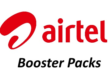 airtel booster packs increase daily data limit on your airtel number