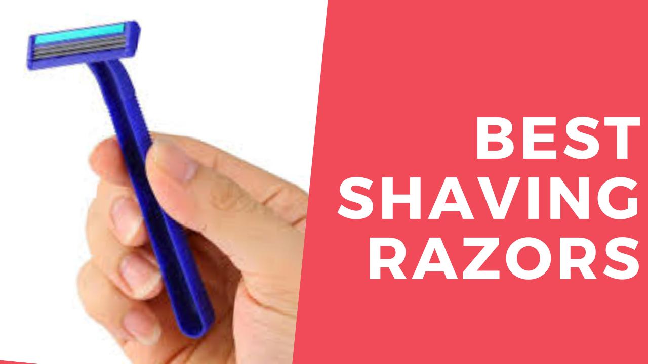 best shaving razors for men in india