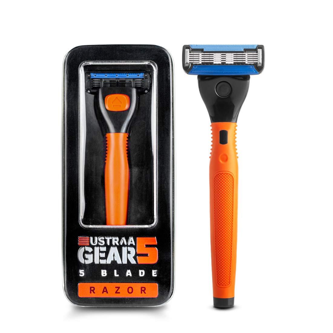 Ustraa Gear 5 Shaving Razor