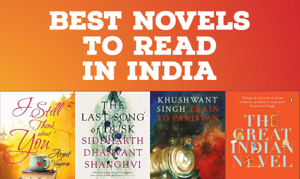 Best Novels To Read in India While You're Self-Isolating