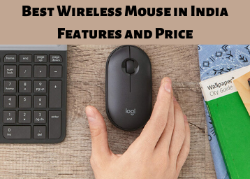 Best 15 Wireless Mouse in India with Features and Price