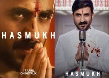 watch the upcoming Netflix Original series Hasmukh for free