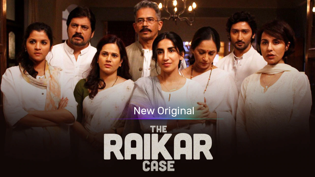 watch the raikar case web series for free online. start your voot select free trial today.