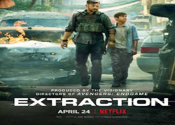 extraction movie to release on 24th April. Watch Netflix movie extraction for free.