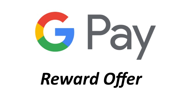 google pay rewards offer to earn up to Rs. 1000. Earn exciting rewards with lucky wheel on Google pay.