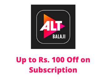 altbalaji amazon pay offer - get up to Rs. 100 off on premium subscription plans