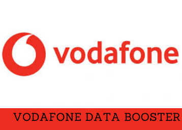 Vodafone booster packs 2020